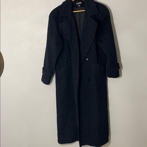 Jackets & Blazers - 100% Wool Vintage Karen Coat